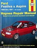 1988-1997 Haynes Repair Manual - Ford Festiva & Aspire - #36030
