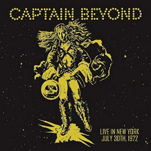 Live In New York: July 30th 1972