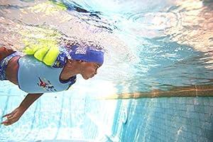 Blau Zoggs Superman Water Wings Weste