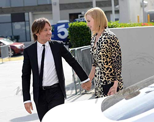 Photos Keith Urban and Nicole Kidman 8 x 10 Glossy Picture Image #3 (Pictures Of Keith Urban)