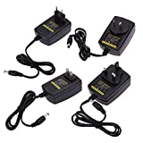 Raza US Plugs Universal DC24V 2A Adapter AC 100V-240V to DC 24V Converter Power Supply Charger Power Supply Adapter US Plugs