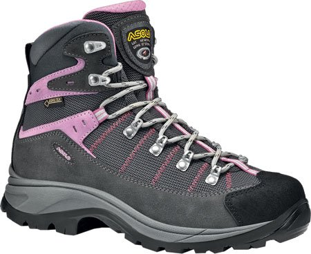 Asolo Womens Revert Gv Hiking Boot Gray