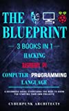 Raspberry Pi & Hacking & Computer Programming Languages: 3 Books in 1: THE BLUEPRINT: Everything You Need To Know (CyberPunk Blueprint Series) (Volume 7)