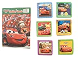 Best Disney Press Books For 4 Year Old Boys - Disney Cars Activity Gift Set ~ Dashing Through Review