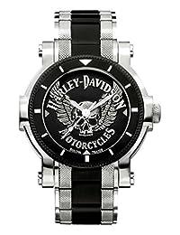Harley Davidson Bracelet Black 78A109