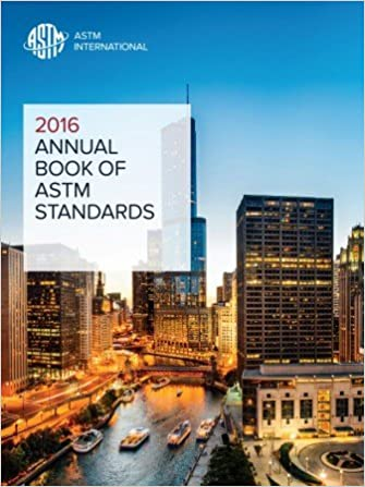 Annual Book of ASTM Standards Section: 1 Iron and Steel