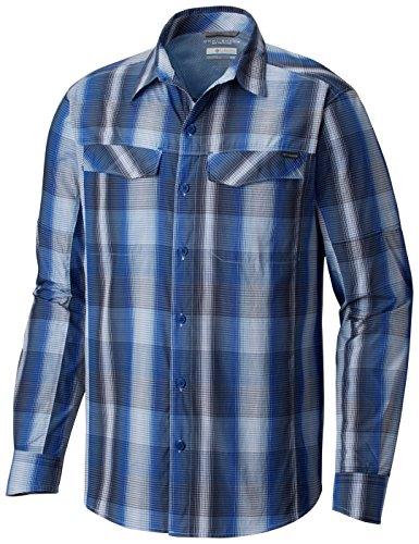 Columbia Silver Ridge Plaid Sleeve