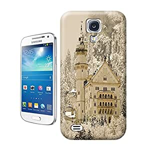 Unique Phone Case Famous buildings Germany Neuschwanstein Castle Hard Cover for samsung galaxy s4 cases-buythecase wangjiang maoyi