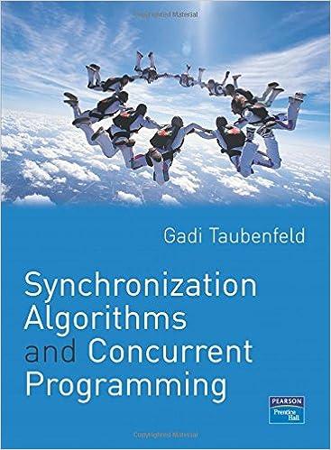 Synchronization Algorithms and Concurrent Programming: Amazon co uk