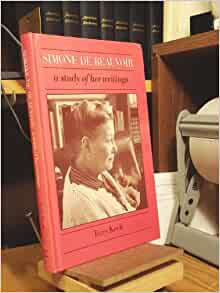 Amazon  Simone De Beauvoir A Study of Her Writings (9780389203650) Terry Keefe Books