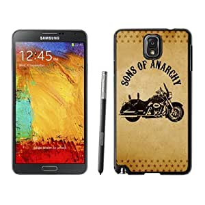 NEW Custom Designed For Iphone 6Plus 5.5Inch Case Cover Phone With Sons of Anarchy Motorcycle_Black Phone