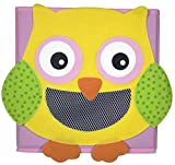 owl kids humidifier - Cute Collapsible Storage Bins w/ View Window- Foldable cubes - 11x11 in. Folding Box (OWL)