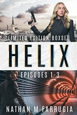 book cover of Helix Trilogy