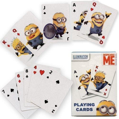 Minions Jumbo Playing Cards