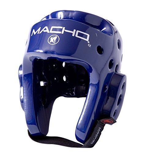 Macho Dyna Head (Royal Blue, Large)