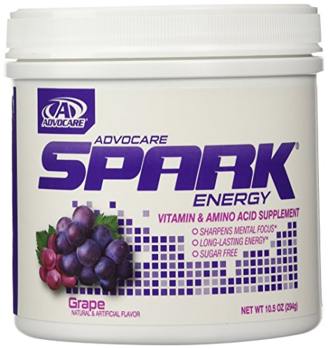 AdvoCare Spark Energy Drink Canister product image