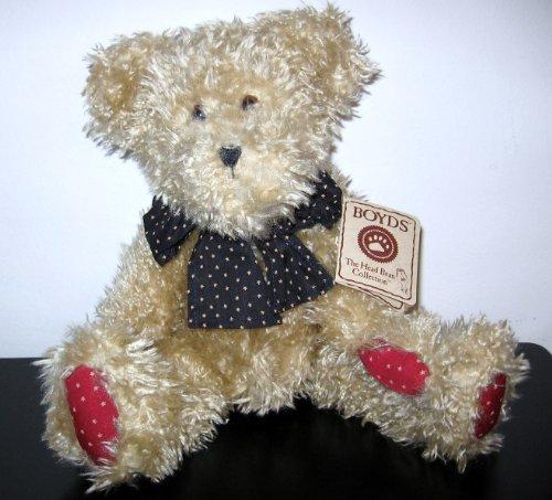 Boyds - The Head Bean Collection - Andy B. Bean Plush Bear (Andy Bean)