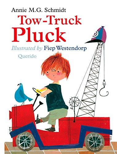 Tow-Truck Pluck - Wrecker Service Truck