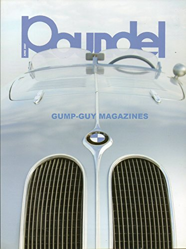 ROUNDEL June 2007 The Magazine Of The BMW CCA Inc. THE LAST ROADSTER: IN ADDITION TO MILLE MIGLIA COUPE, CARROZZERIA TOURING PRODUCED A STREAMLINED ROADSTER FOR A RACE NEVER RUN Bimmer Lite