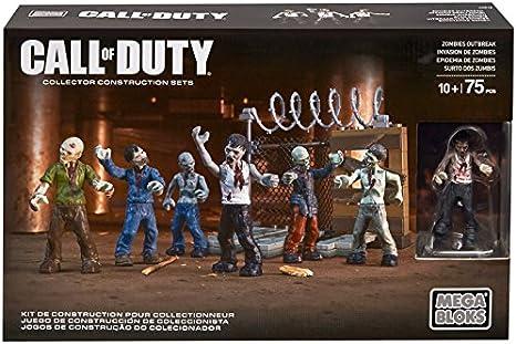 Call of Duty - Asalto Zombie (Mega Bloks 06849): Amazon.es ...