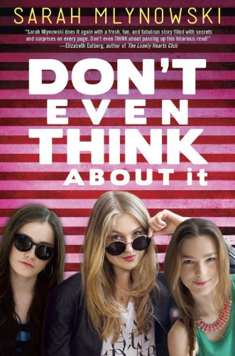 Don't Even Think About It pdf