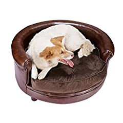 It isn't often that we can treat our beloved pets to something truly worthy of the love and affection they have given us over the years. Villacera is proud to be able to offer the finest pet bed your canine friends could ever hope to s...