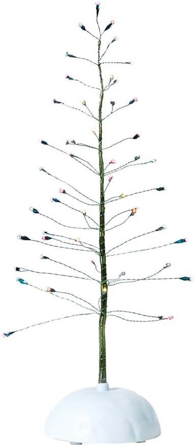 Department 56 Cross Product Winter Brite Tree Multicolor