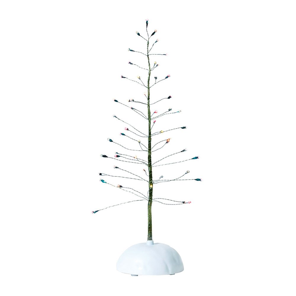 Department 56 Accessories for Villages Twinkle Brite Tree Accessory Figurine