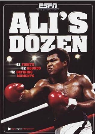 Amazon.com: Ali's Dozen: Muhammad Ali, George Chuvalo, George ...
