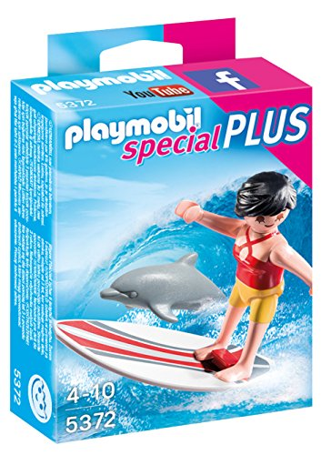 PLAYMOBIL Surfer with Surf Board