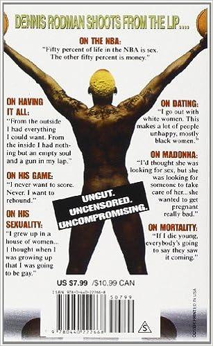 Bad as I Wanna Be: Dennis Rodman: 9780440222668: Amazon.com: Books