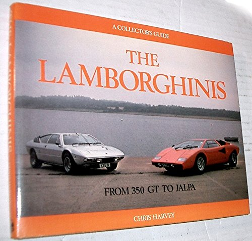 lamborghinis-a-collector-s-guide-collector-s-guides