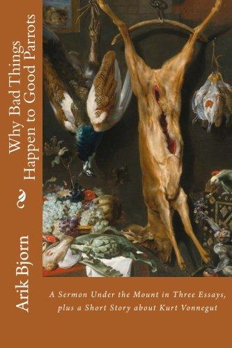 An analysis of the short story harrison bergeron by kurt vonnegut