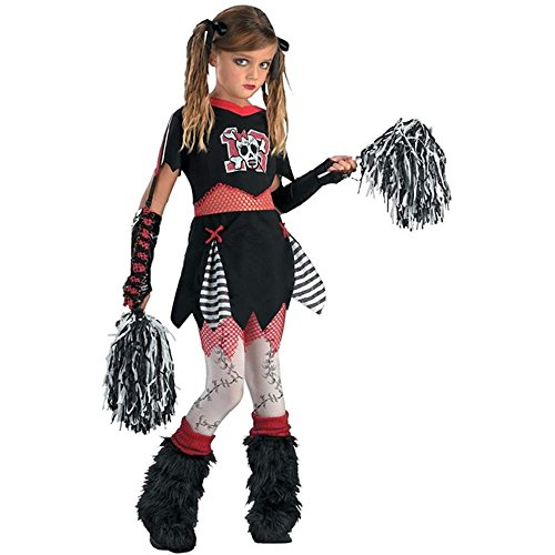 Cheerless Leader Child Costume - Large