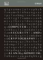 Computer Security and Cryptography Front Cover