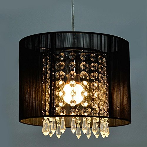 Kaluo Modern Romantic Chandelier Ceiling Lamp Light for Living Room, Study Room, Hallway, Bar, Kitchen, Dining Room, Kids Room by Kaluo (Image #4)