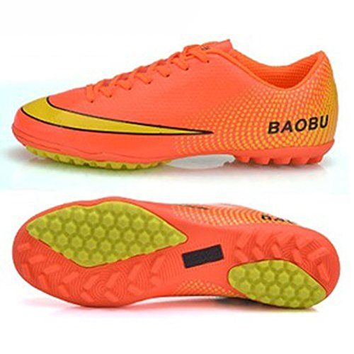 Amazon.com: Mens shoes indoor Soccer Shoes Football Boots Cheap Magista Zapatos Botas De Futbol Hypervenom Cr7 Boys Soccer Cleats chuteira: Sports & ...