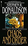 Chaos and Order, Stephen R. Donaldson, 0553572539