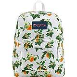 JanSport Superbreak Backpack- Sale Colors (Orange Blossom)