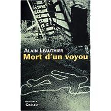 MORT D'UN VOYOU