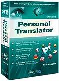 Linguatec Translation Software Personal Translator 14 Standard Multilingual (PC)