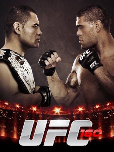 UFC 160: Velasquez vs. Bigfoot II (Cain Velasquez Vs Junior Dos Santos 2)