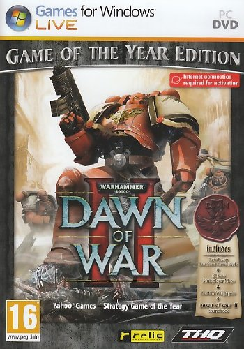 Warhammer 40,000: Dawn of War - Game of the Year Edition (Germany) (The Last Of Us Game Of The Year)