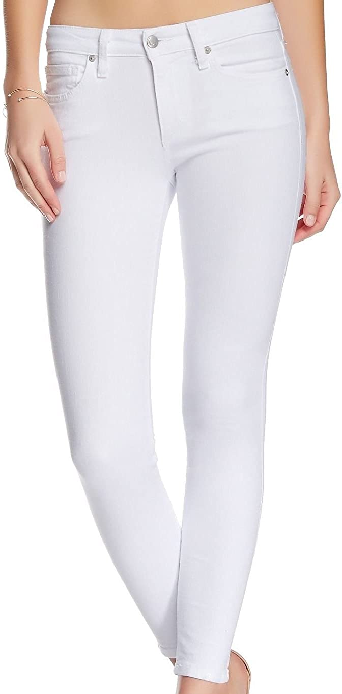 Joe S Jeans Skinny Ankle Jeans White At Amazon Women S Jeans Store