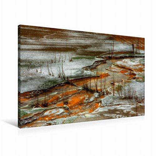 Premium Textil de lienzo 45cm x 30cm La Horizontal Schlucht, 90x60 cm por Alain Gaymard