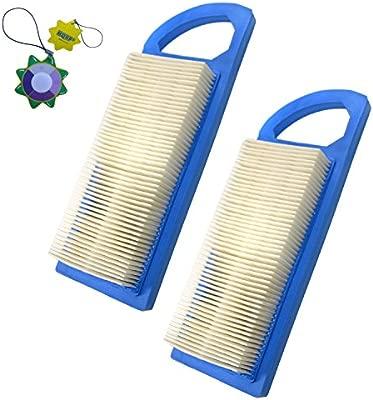 HQRP 2 filtros de aire para Yard-Man 13AC762F, 13AM772G/S ...