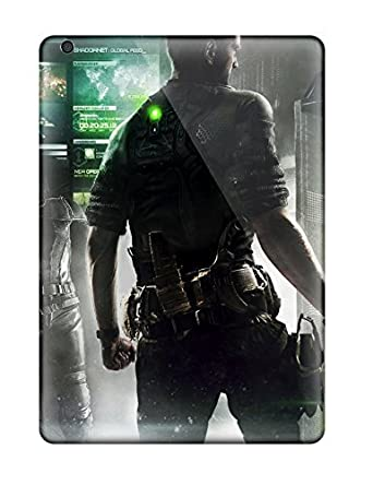Hot Snap-on Tom Clancy's Splinter Cell Blacklist Hard Cover