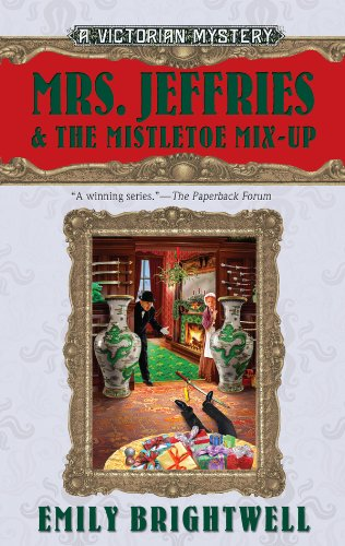- Mrs. Jeffries & the Mistletoe Mix-Up (Mrs.Jeffries Mysteries Book 29)