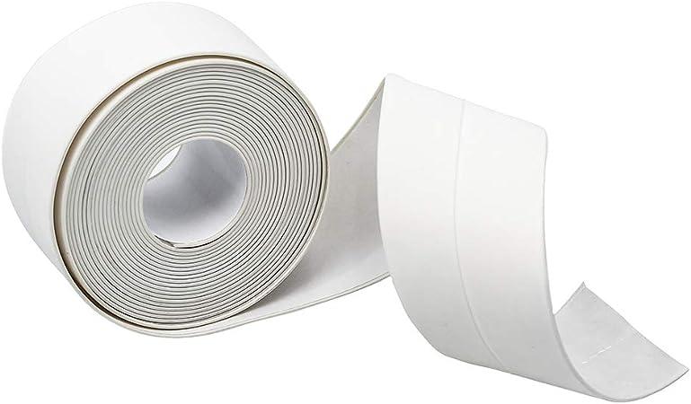 Amazon Com Caulk Tape Self Adhesive Sealing Caulk Strip