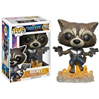 Funko Pop Figura Guardians of The Galaxy Volume 2, Rocket Toy Figure